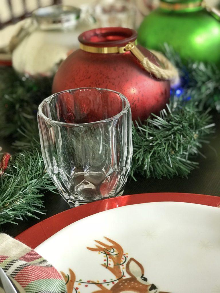 Festive Target Christmas Table - T.Roshel